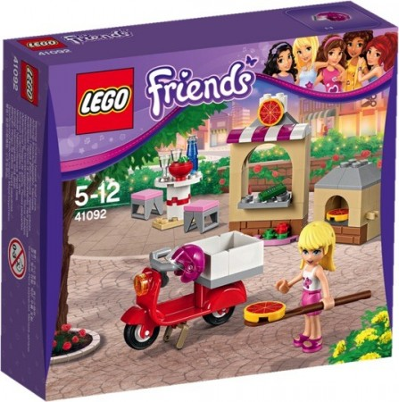 LEGO Friends Stephanies Pizzaria 41092