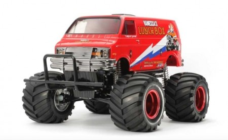 Tamiya RC 1/12 Lunch Box Red Edition (CW-01)