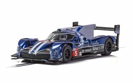 Scalextric 1/32 Ginetta G60-LT-P1 No.5 Le Mans 2018