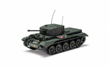 Corgi 1/50 Cromwell IV – 2nd Armoured Welsh Guards 1944