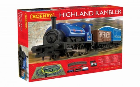 Hornby Togbanesett The Highland Rambler