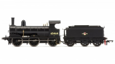 Hornby BR J15 Class 0-6-0 65464 Late BR - Era 5 DCC Ready