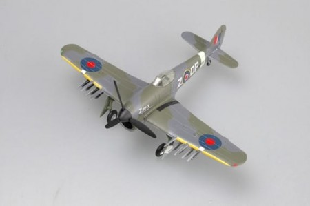 Easy Model 1/72 Hawker Typhoon Mk.IB MP195, DP-Z of No.193 Squadron August 1944