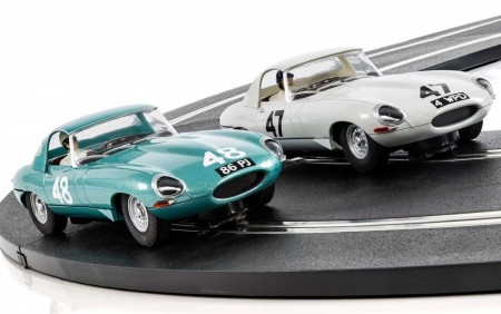 Scalextric 1:32 Legends Jaguar E-type 1963 International Trophy Limited Edition