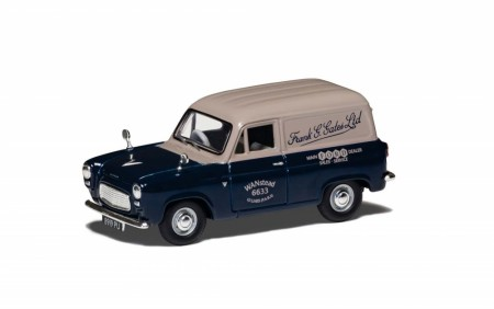 Corgi 1/43 Ford 300E Thames Van - Gates Ford Dealers
