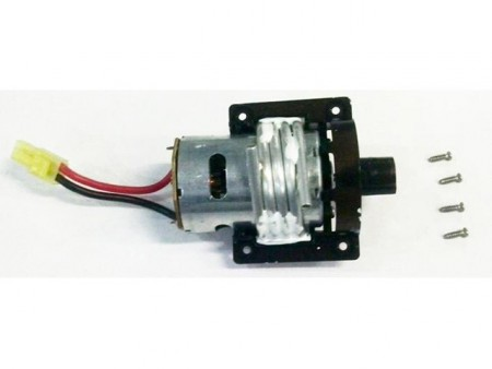 FT009-8 Motor + water cooling system