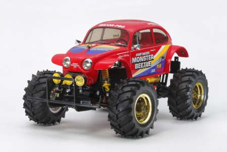 Tamiya RC 1/10 Monster Beetle (2015)