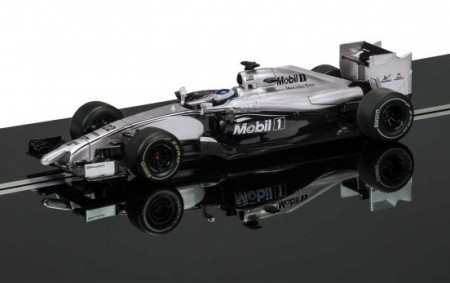 Scalextric 1:32 Formel 1 McLaren Mercedes MP4-29 No.22