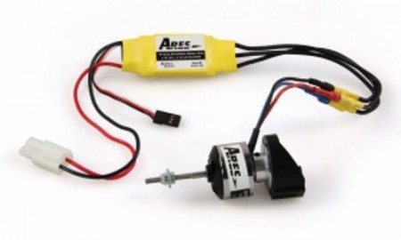 AZS1227 Brushless Power System Upgrade Combo Ares Gamma 370
