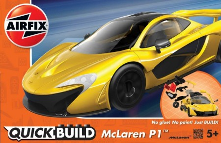 Airfix QUICK BUILD McLaren P1 J6013