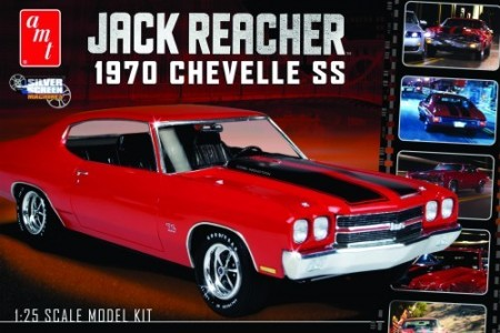 AMT 1/25 Jack Reacher 1970 Chevy Chevelle SS