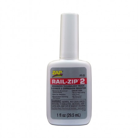 ZAP Rail ZIP 2 (Track Cleaner) 29,5ml PT23