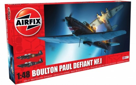 Airfix 1/48 Boulton Paul Defiant Night Fighter I
