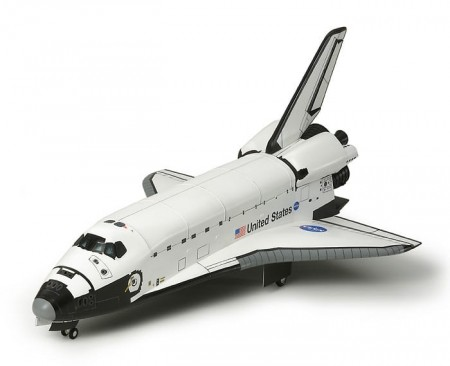 Tamiya 1/100 Space Shuttle Atlantis