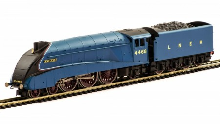 Hornby RailRoad LNER 4-6-2 ´Mallard´ A4 Class DCC Fitted med TTS Sound