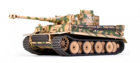Tamiya 1/35 German Heavy Tank Tiger I Late Version