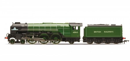 Hornby RailRoad 4-6-2 Tornado Peppercorn Class A1 DCC Ready