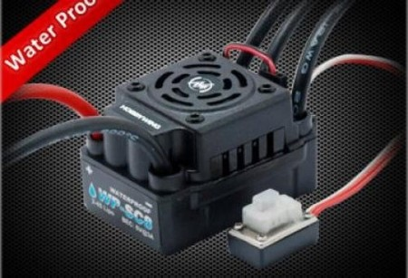 7055W BSD Brushless ESC 80A Waterproof