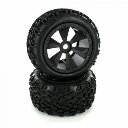 810-001 BSD TIRE UNIT (2 stk.)