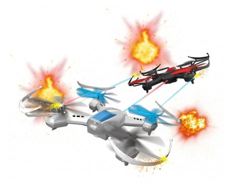 2Fast2Fun RC Combat Drone Twin Pack