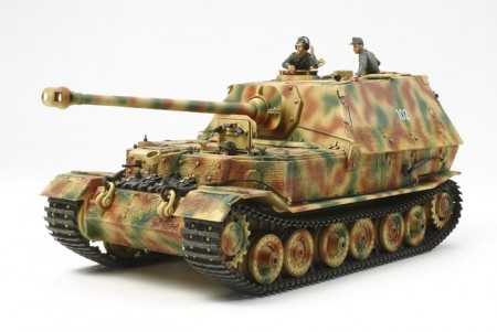 Tamiya 1/35 Geman Heavy Tank Destroyer Elefant