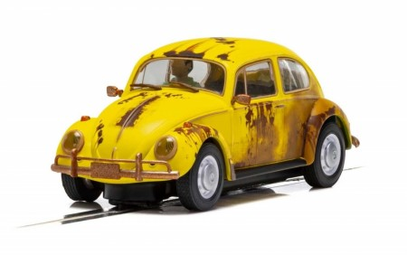 Scalextric 1/32 VW Beetle Rusty Yellow
