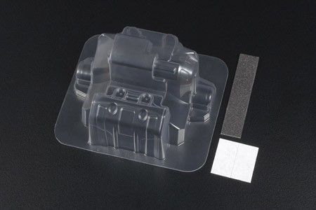 51426 Tamiya M-05Ra Front Skid Plate and Side Guards