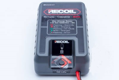 Recoil Ni-Mh Lader AC 20W Peak Charger