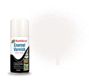 Humbrol No 49 Enamel Varnish - Matt 150ml