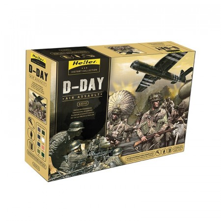 Heller Gavesett 1/72 D-Day Air Assault