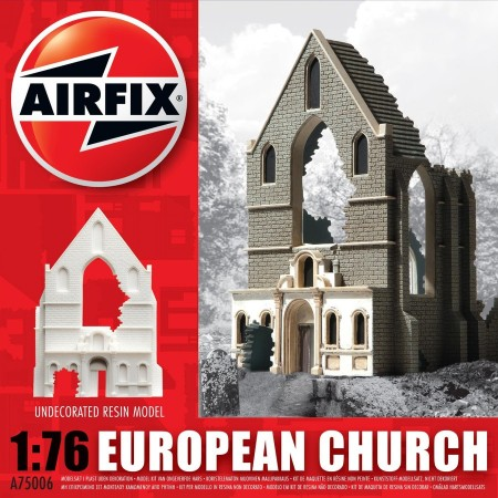 Airfix 1/76 European Church A75006