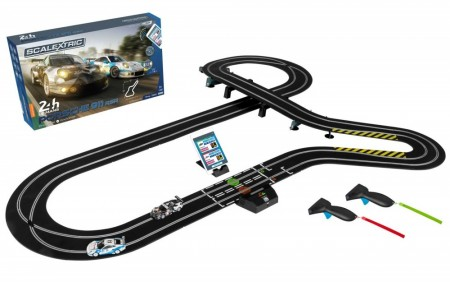 Scalextric bilbane 1:32 ARC AIR 24hr Le Mans Porsche 911