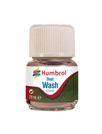 Humbrol Enamel Wash - Dust 28ml