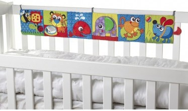 Playgro Bok Cot Buddies