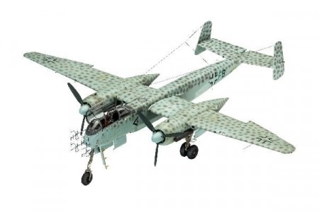 Revell 1/32 Heinkel He219 A-0/A-2 Nightfighter