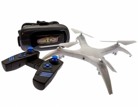 Gear2Play Detachable Drone with FPV 2.4Ghz RTF