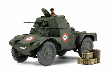 Tamiya 1/35 French Armored Car AMD35 (1940)