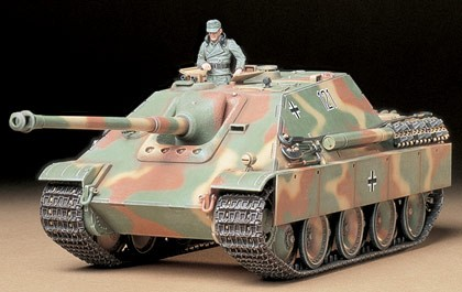 Tamiya 1/35 German Tank Destroyer Jagdpanther Late Version