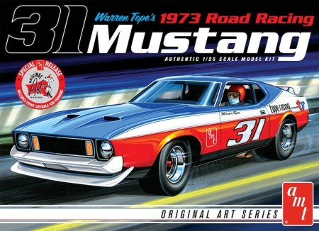 AMT 1/25 Warren Tope´s Ford Mustangs 1973