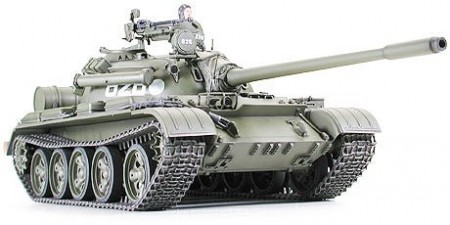 Tamiya 1/35 Russian Medium Tank T-55A