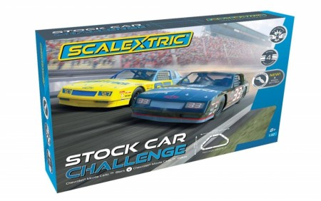 Scalextric Bilbane 1:32 Stock Car Challenge