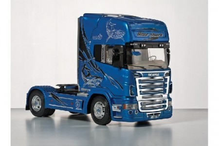 Italeri 1/24 Scania R620 Blue Shark