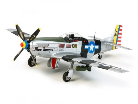 Tamiya 1/32 North American P-51D/K Mustang Pacific Theater