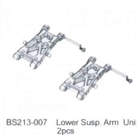 213-007 BSD LOWER SUSP. ARM UNIT