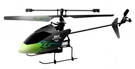 2Fast2Fun RC F.A.H Helikopter 2,4 GHz RTF
