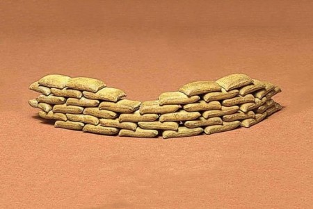 Tamiya 1/35 Sand Bag Kit