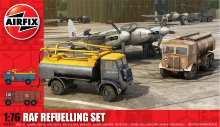 Airfix byggesett 1/76 RAF Refuelling Set A03302