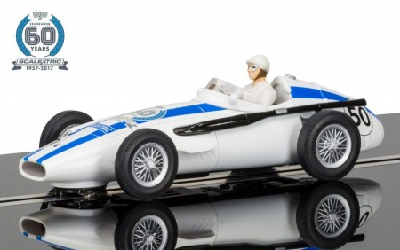 Scalextric bil 1:32 60th Anniversary Collection Car 1950s Maserati 250F