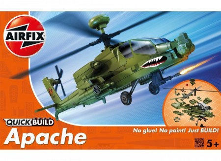 Airfix QUICK BUILD Apache J6004