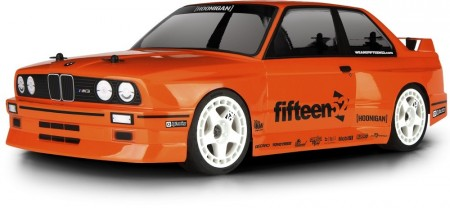 HPI 1/10 On-Road RS4 Sport 3 BMW M3 E30 RTR 2.4Ghz